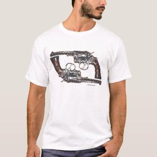 T-shirt Chemise fraîche de revolver