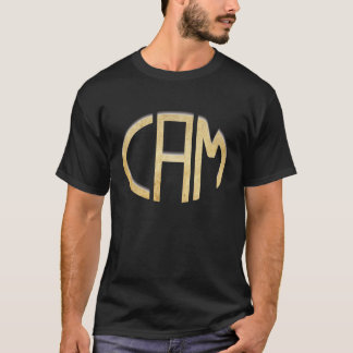 T-shirt Chemise gallon de la masse bouclier vers l'arrière