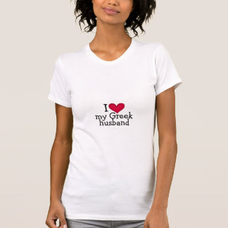 T-shirt Chemise grecque de mari