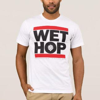 T-shirt Chemise HUMIDE de bière de métier d'HOUBLON