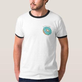 T-shirt Chemise latérale ensoleillée de beignet