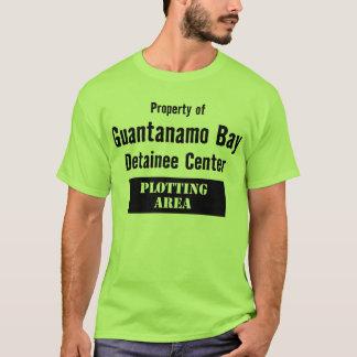 T-shirt Chemise légère de Guantanamo Bay