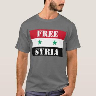 T-shirt Chemise LIBRE de la SYRIE