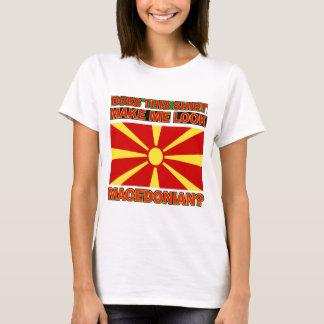 T-shirt Chemise macédonienne