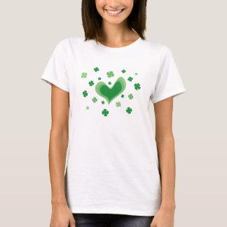 T-shirt Chemise mignonne de Jour de la Saint Patrick pour