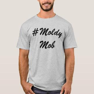 T-shirt Chemise #Moldy de foule