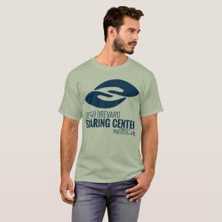 T-shirt Chemise olive du SBSC des hommes