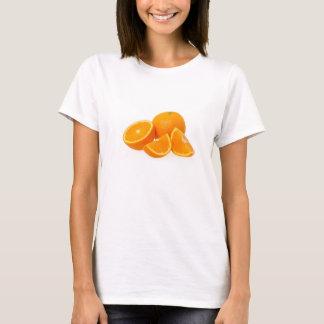 T-shirt Chemise organique d'oranges !
