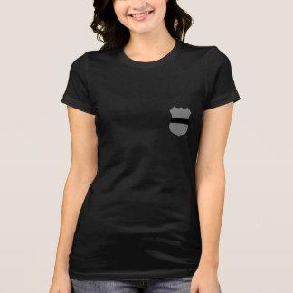T-shirt Chemise personnalisable d'insigne d'EOW