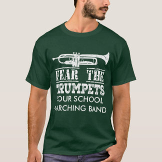 T-shirt Chemise personnalisée par fanfare de musique de