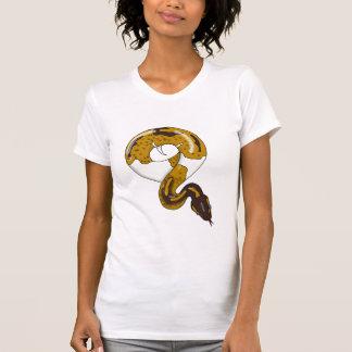 T-shirt Chemise pie de python de boule