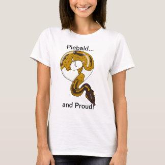 T-shirt Chemise pie et fière (python de boule)