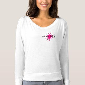 T-shirt Chemise polie