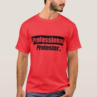 T-shirt Chemise professionnelle de protestataire