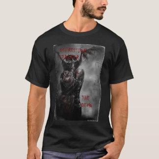 T-shirt Chemise promotionnelle de rôdeur de dépression