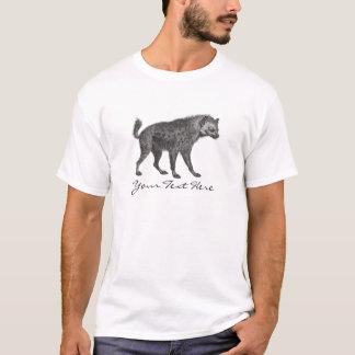 T-shirt Chemise repérée d'hyène