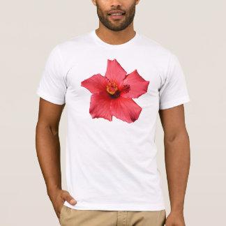 T-shirt Chemise rouge de ketmie