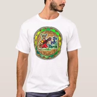 T-shirt Chemise sacrée de cercles de mandala gai de lama