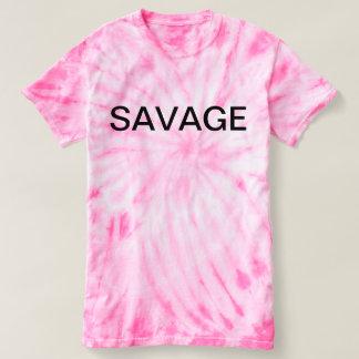 T-shirt Chemise sauvage adulte des femmes la petite