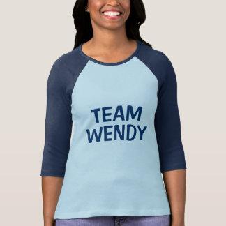 T-shirt Chemise superbe de Wendy d'équipe de hanche