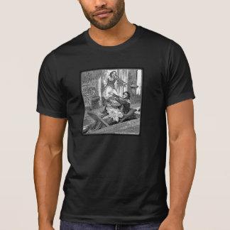 T-shirt Chemise terrible de Chaise-Penny de Todd-Coiffeurs