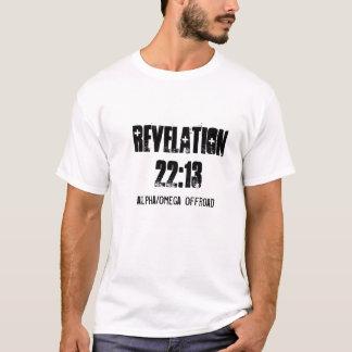 T-shirt Chemise tous terrains de RÉVÉLATION d'alpha/Omega