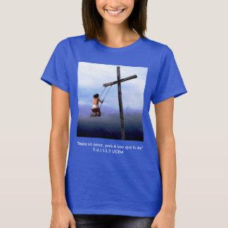 T-shirt Chemise un Cours Dans des Miracles