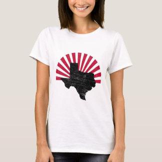 T-shirt Chemise vintage de fusée du Texas