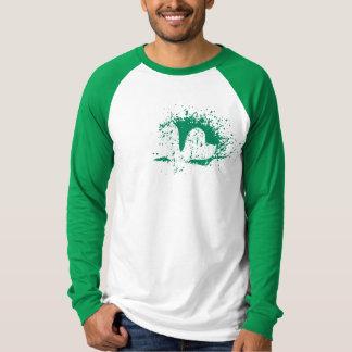 T-shirt Chemise vintage de Jour de la Saint Patrick de