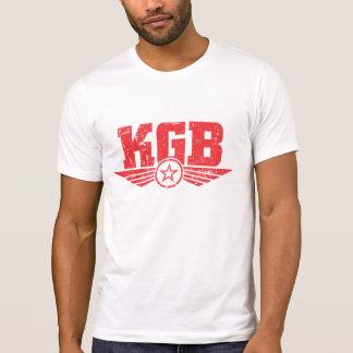 T-shirt Chemise vintage d'espion de logo de KGB