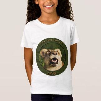 T-Shirt Chemises africaines de safari de lion pour des