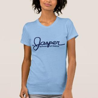 T-shirt Chemises avec le logo de Plein-Signature de marine