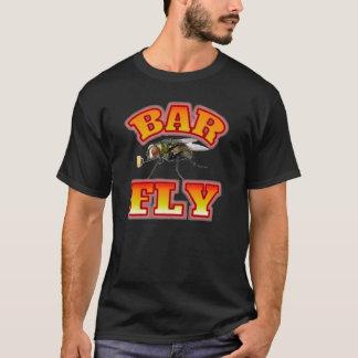 T-shirt Chemises de mouche de la barre des hommes