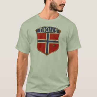 T-shirt Chemises de trolls