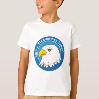 T-shirt Chemises d'Eagle d'enfants