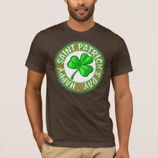 T-shirt Chemises du jour de St Patrick