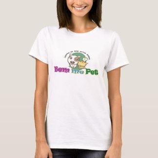 T-shirt chemises du PET shop que plus il aime sa bebezinho