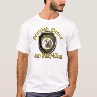 T-shirt Chemises fières écossaises de MacMillan de clan