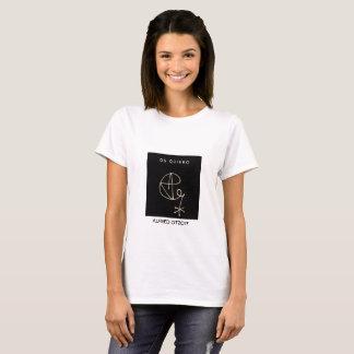 T-shirt Chemisette avec la signature d'ALFRED ! OT2017