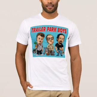T-shirt chemisette de TV