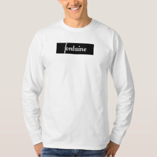 T-shirt Chemisette Fontaine