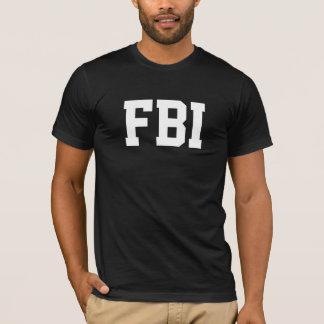T-SHIRT CHEMISETTE POUR HOMME FBI