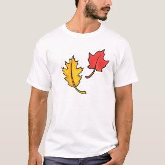 T-shirt Chêne et érable - customisés