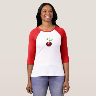 T-shirt Cherry attraction