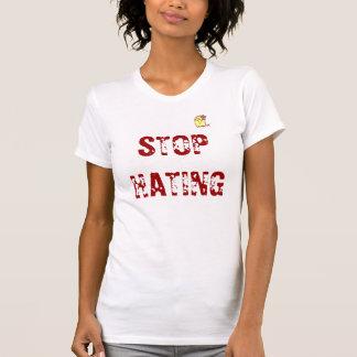 T-shirt Chers haineux, HAINE d'ARRÊT