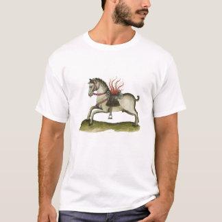 T-shirt Cheval brûlant