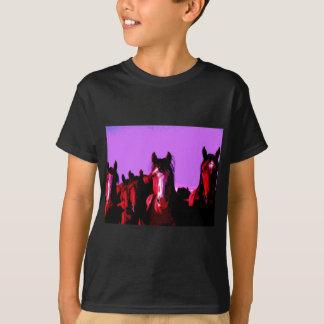 T-shirt Cheval - chevaux