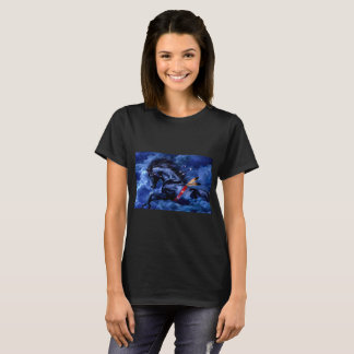 T-shirt Cheval d'ange