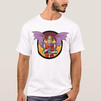T-shirt chevalier d'enfer