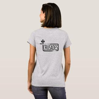 T-shirt Chevalier des croisades